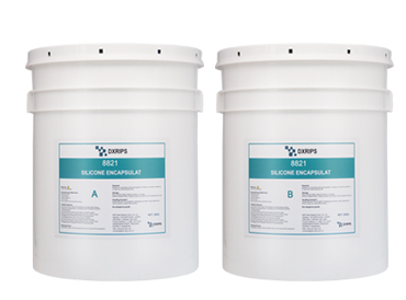 thermally conductive potting compound