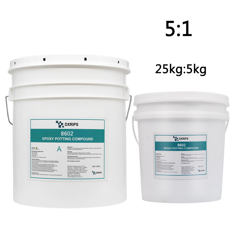 epoxy potting material